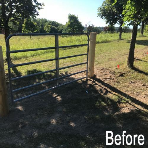 Gate Before