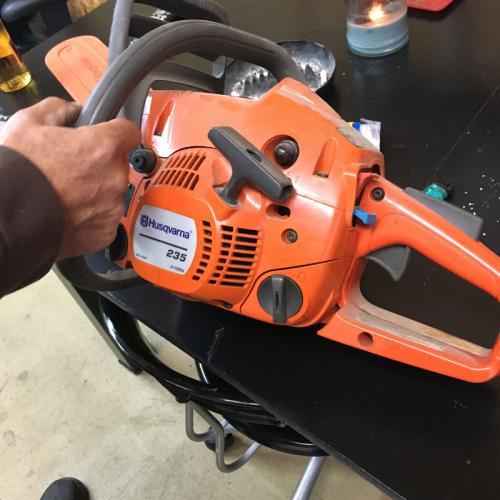 Chainsaw Repair