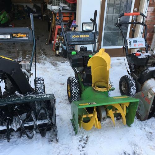 Snow Blower Repairs