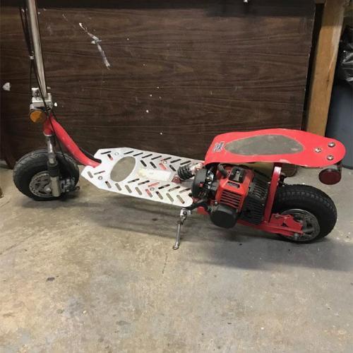 Motorized Scooter Repair